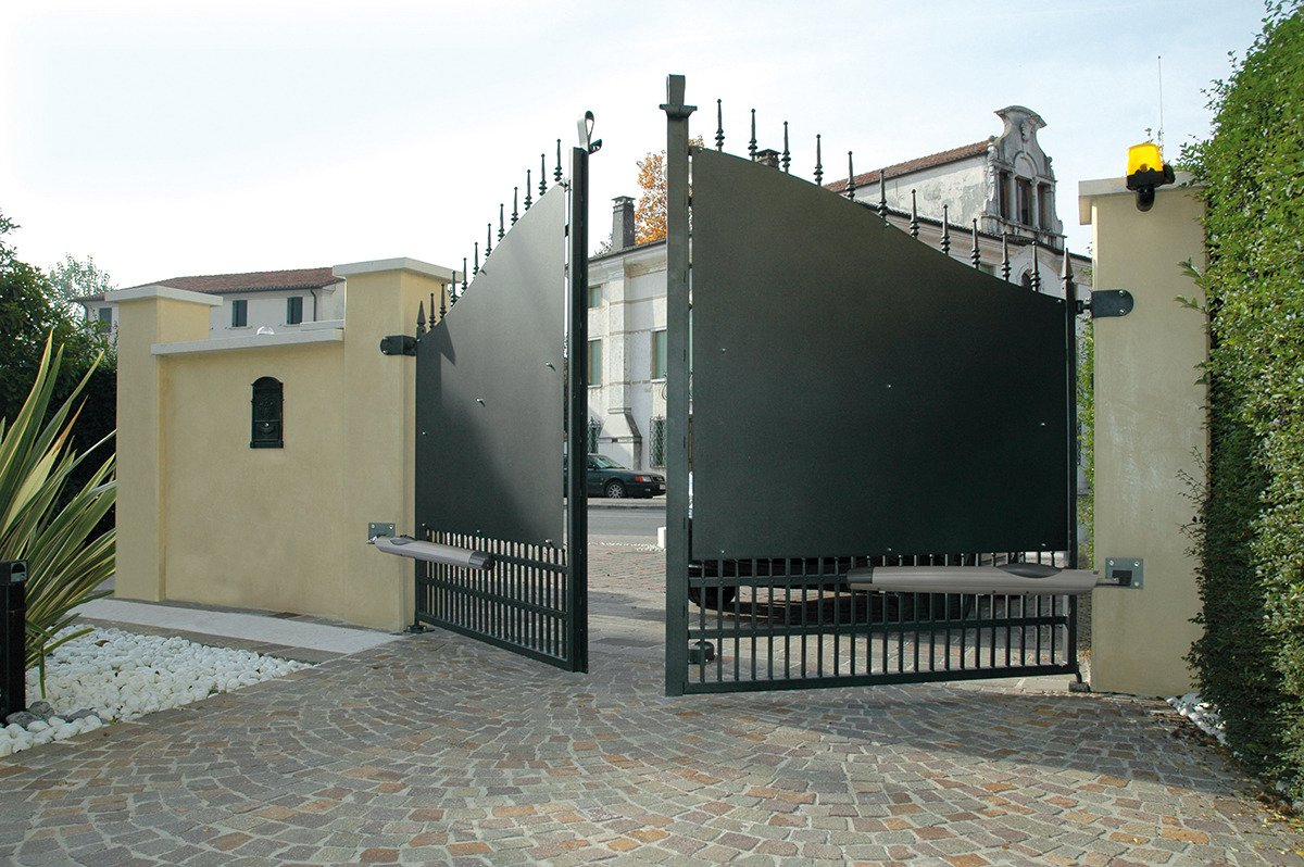 Świeże AMICO Euro do bramy dwuskrzydłowej 4,4m/ 500kg ZESTAW | sklep YV69